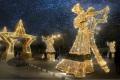 В Южно-Сахалинске утвердили схему праздничной иллюминации