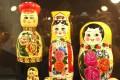 В Южно-Сахалинске открылась выставка матрешек икокэси