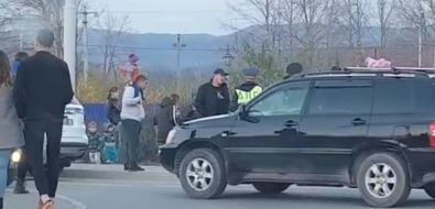 В Южно-Сахалинске улетел сдороги водитель иномарки