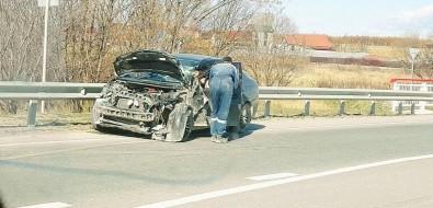 Три аварии заутро произошли натрассе Южно-Сахалинск— Корсаков