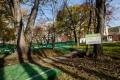 В городском парке Южно-Сахалинска открыли площадку длягольфа