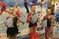 Сахалинцы завоевали десять медалей насоревнованиях пофигурному катанию вУссурийске