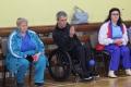 В Аниве определились победители районного первенства побочче среди людей сограниченными возможностями здоровья