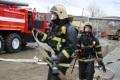 В Томари провели учения поликвидации последствий разлива топлива, пожара иповреждения ЛЭП