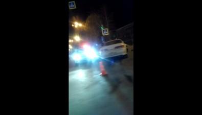 Три автомобиля столкнулись наперекрестке проспекта Победы иулицы Комсомольской вЮжно-Сахалинске