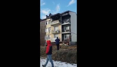 В Ново-Троицком сгорела квартира втрехэтажном доме поулице Зеленой