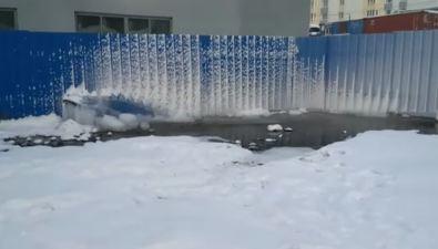 """В """"Городском водоканале"""" Южно-Сахалинска пока незнают, когда устранят двекрупные утечки"""