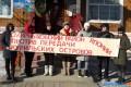 Тымовское, Невельск иСмирных протестуют против передачи Курил всобственность Японии