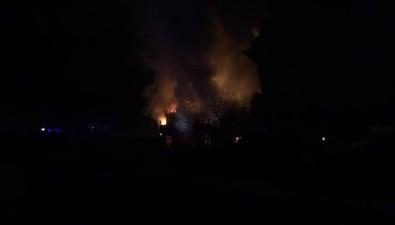 Два частных дома сгорели заночь наСахалине