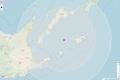 Жители Кунашира иШикотана могли ощутить землетрясение