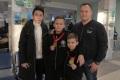 Две золотые медали завоевали юные южносахалинцы навсероссийских соревнованиях потхэквондо вМоскве
