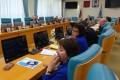 Последние перед принятием бюджета вопросы задают депутаты облдумы