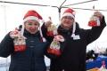 130 килограммов пельменей съели южносахалинцы, открывая череду новогодних мероприятий
