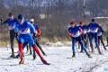 """Более сотни лыжников соревновались всахалинской """"Рождественской гонке"""""""