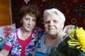 Жительнице Долинска Марии Зезюлькиной исполнилось 90 лет