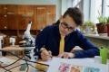 Сахалинские школьники проверили свои знания наолимпиаде побиологии вСахГУ