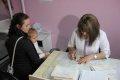 Врачи долинской центральной районной больницы провели выездной прием вселе Углезаводск