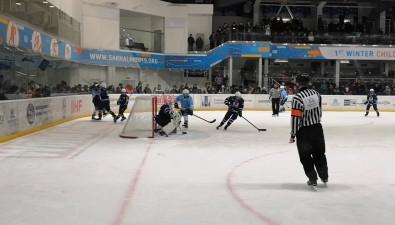 "Сахалинские хоккеисты проиграли сибирякам на""Детях Азии"" сразницей в20 шайб"