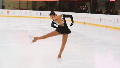 """Сахалинки сумели пробиться лишь вдвадцатку сильнейших фигуристок вкороткой программе """"Детей Азии"""""""
