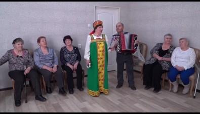"Южно-сахалинские бабушки посвятили ""Детям Азии"" частушки"