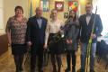 В Томари наградили спортсменку Каролину Цареву