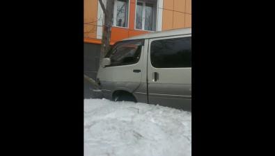 ДТП счетырьмя автомобилями случилось утром вОхе