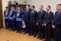 Сахалинский министр спорта встретился спобедителями АХЛ