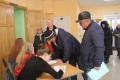 Жители Анивы проголосовали запарковую зону