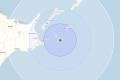 У Южных Курил произошло землетрясение магнитудой 4,7