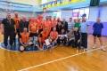 Долинские волейболисты одержали победу натурнире среди ветеранов спорта