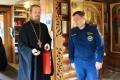 Храм Святителя Николая Чудотворца проверили инспекторы госпожнадзора