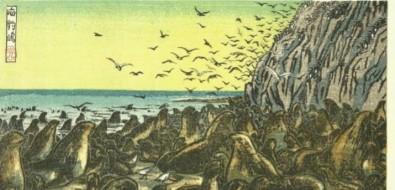 Японский историк искусства ищет наСахалине картины Кодзиро Фунасаки