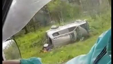 Мать сгрудным ребенком погибли вДТП навъезде вБерезняки
