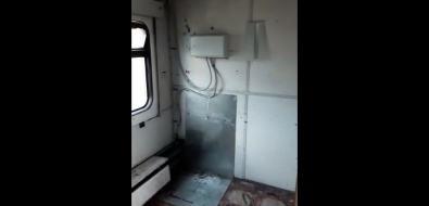 Съехавшие вагоны инеприемлемые условия дляводителей— новости сжелезной дороги наСахалине