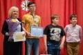 Школьники Южно-Сахалинска получили стипендии ипремии администрации игордумы