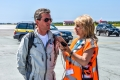 Команда путешественников, следующих изВаршавы вТокио, залетела ваэропорт Южно-Сахалинска