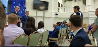 Лимаренко далсогласие насоздание секции картинга наПушистом
