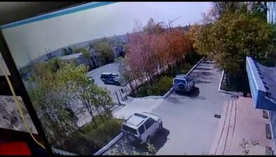 Охинский мотоциклист повредил ногу вДТП