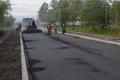 В Поронайске продолжают модернизацию дорожно-уличной сети