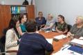 Рабочая группа разработала анкеты дляпроведения общественных слушаний в22-м микрорайоне