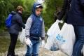 В Ново-Александровске расчистили отмусора участок реки Красносельской