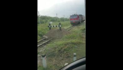 Свежий тупик помешал поезду вернуться вДальнее