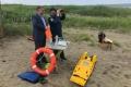 Специалисты проверили пляж вселе Яблочном