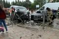 Семь человек пострадали всерьезном ДТПна перекрестке Компроспекта иКомсомольской