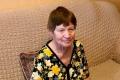 Жительницу Анивы Евдокию Шимко поздравили с80-летием