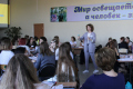 Школьникам Корсакова рассказали, какготовить проекты длямолодежного бюджетирования