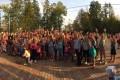 Юные жители Долинска отпраздновали начало нового учебного года