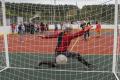 В селе Чапаево открыли новую спортивную площадку