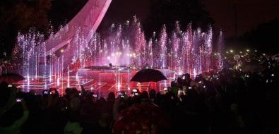 Светомузыкальный фонтан вЮжно-Сахалинске будет работать каждый день
