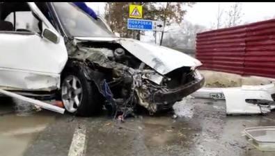 Пьяный водитель Toyota Camry попал вДТП вДолинске